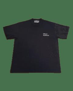 Big Boxy Short Sleeve (Black)