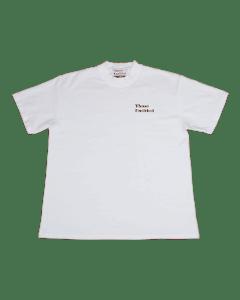 Big Boxy Short Sleeve (White)