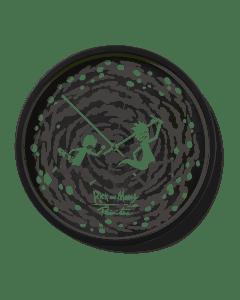 PORTAL GLOW IN THE DARK WALL CLOCK