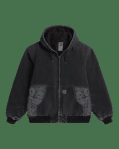 Catacombs Carhartt Hooded Work Jacket