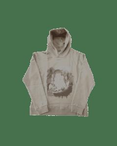 Dreaming boy hoodie beige