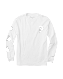 Dirty P Dos Flores Long Sleeve T-Shirt