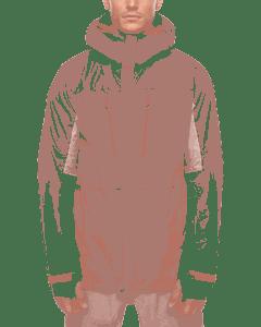 686 Men's GLCR Mainframe Jacket